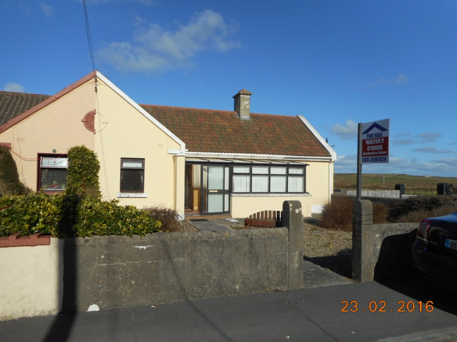 Mc Sweeney Terrace, Corbally, Kilkee - Sold